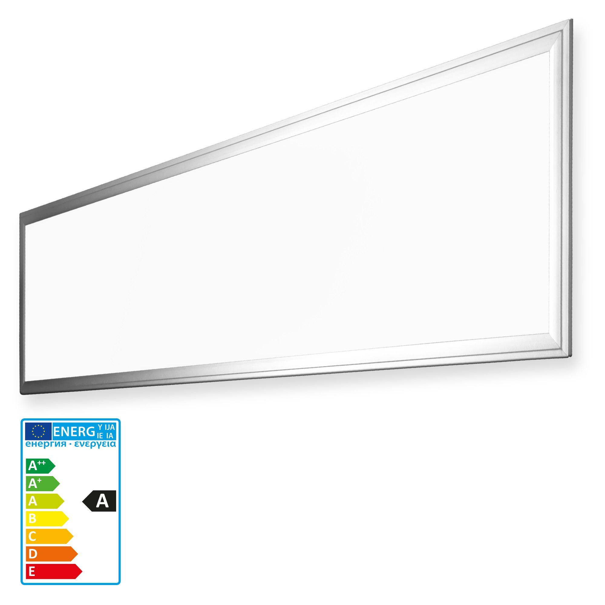 ultraslim led panel 120x30cm deckenleuchte einbauleuchte einbau leuchte strahler ebay. Black Bedroom Furniture Sets. Home Design Ideas