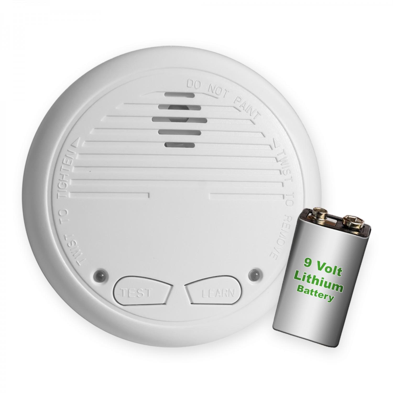 lithium rauchmelder 85db funkrauchmelder vds rauchwarnmelder mini brandmelder ebay. Black Bedroom Furniture Sets. Home Design Ideas