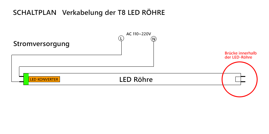 ledvero smd led r hre tube leuchtstoffr hre t8 g13 milchige abdeckung 60cm 8w 800lm. Black Bedroom Furniture Sets. Home Design Ideas