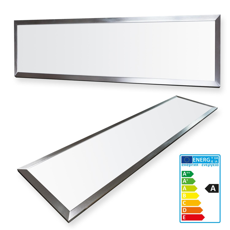 ledvero 120x30 ultraslim led panel 36w paneel. Black Bedroom Furniture Sets. Home Design Ideas