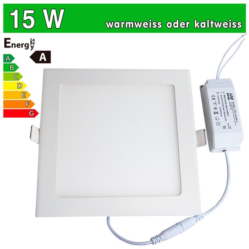 Tolle Einbau Led Lampen Fotos - Hauptinnenideen - nanodays.info