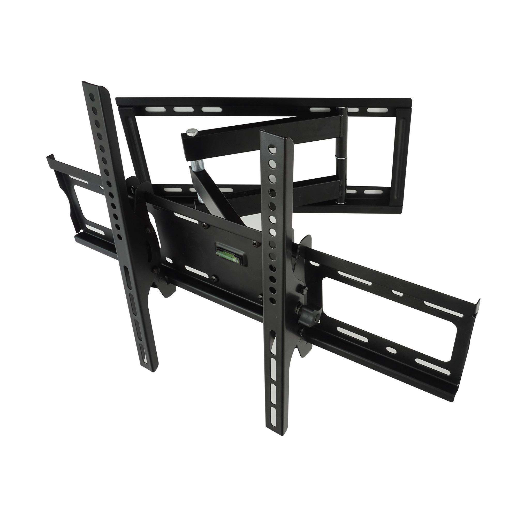 supporto tv parete staffa tv 32 55 81 140cm vesa 100 100 a 600 400mm mk07 ebay. Black Bedroom Furniture Sets. Home Design Ideas
