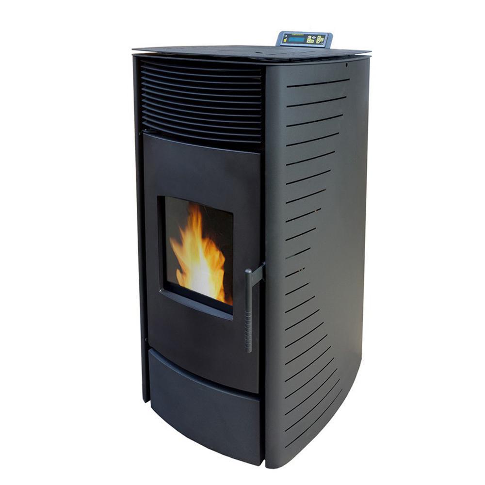Nemaxx 9 Kw Pellet Stove Burner Oven Fireplace Pellet