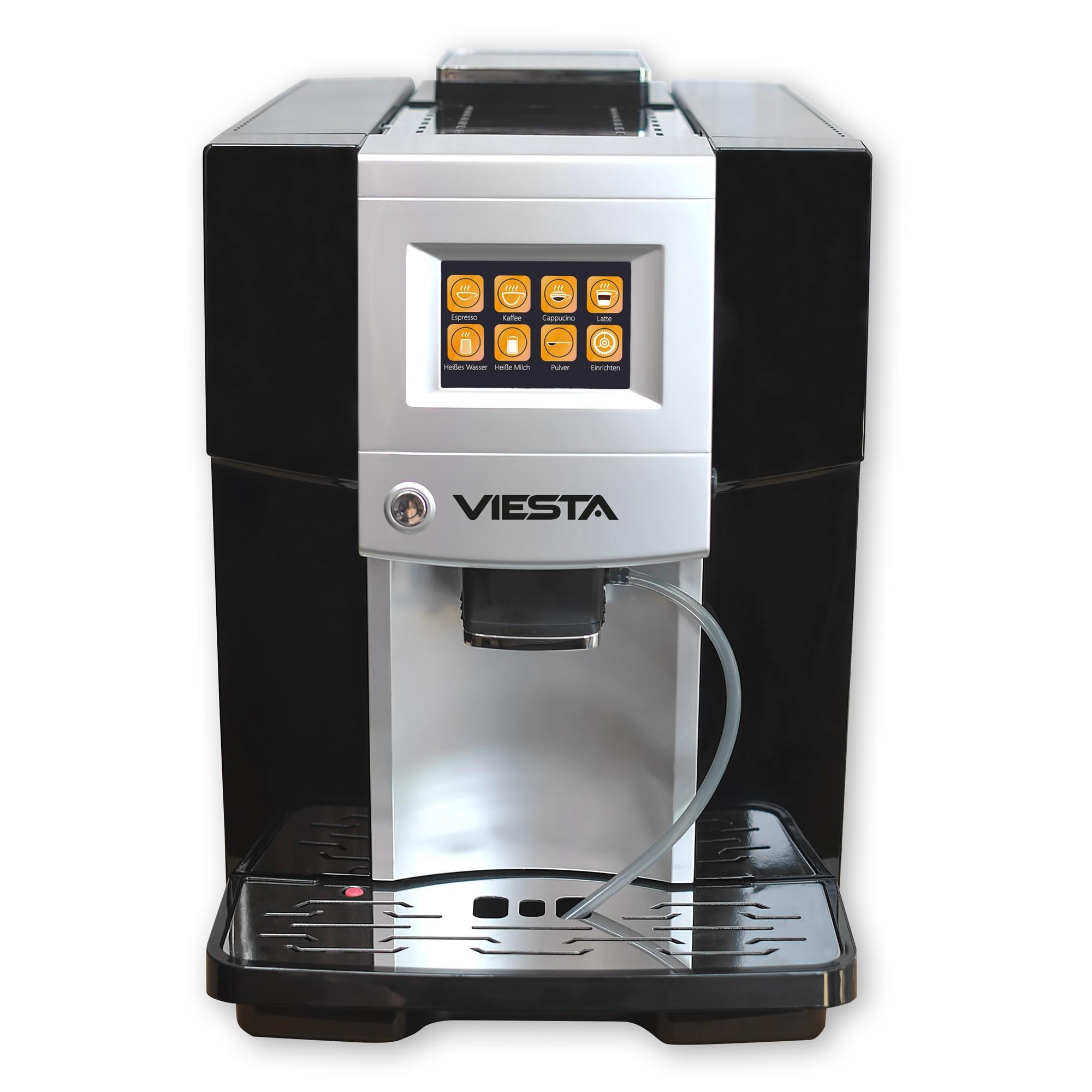viesta one touch 500 kaffeevollautomat kaffeeautomat. Black Bedroom Furniture Sets. Home Design Ideas