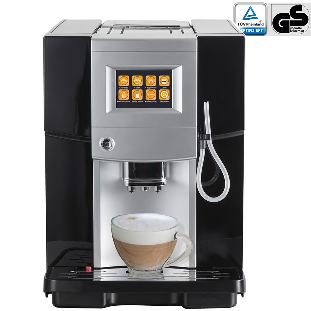 Fully automated bean to cup coffee machine maker brewer for Kaffeevollautomat 200