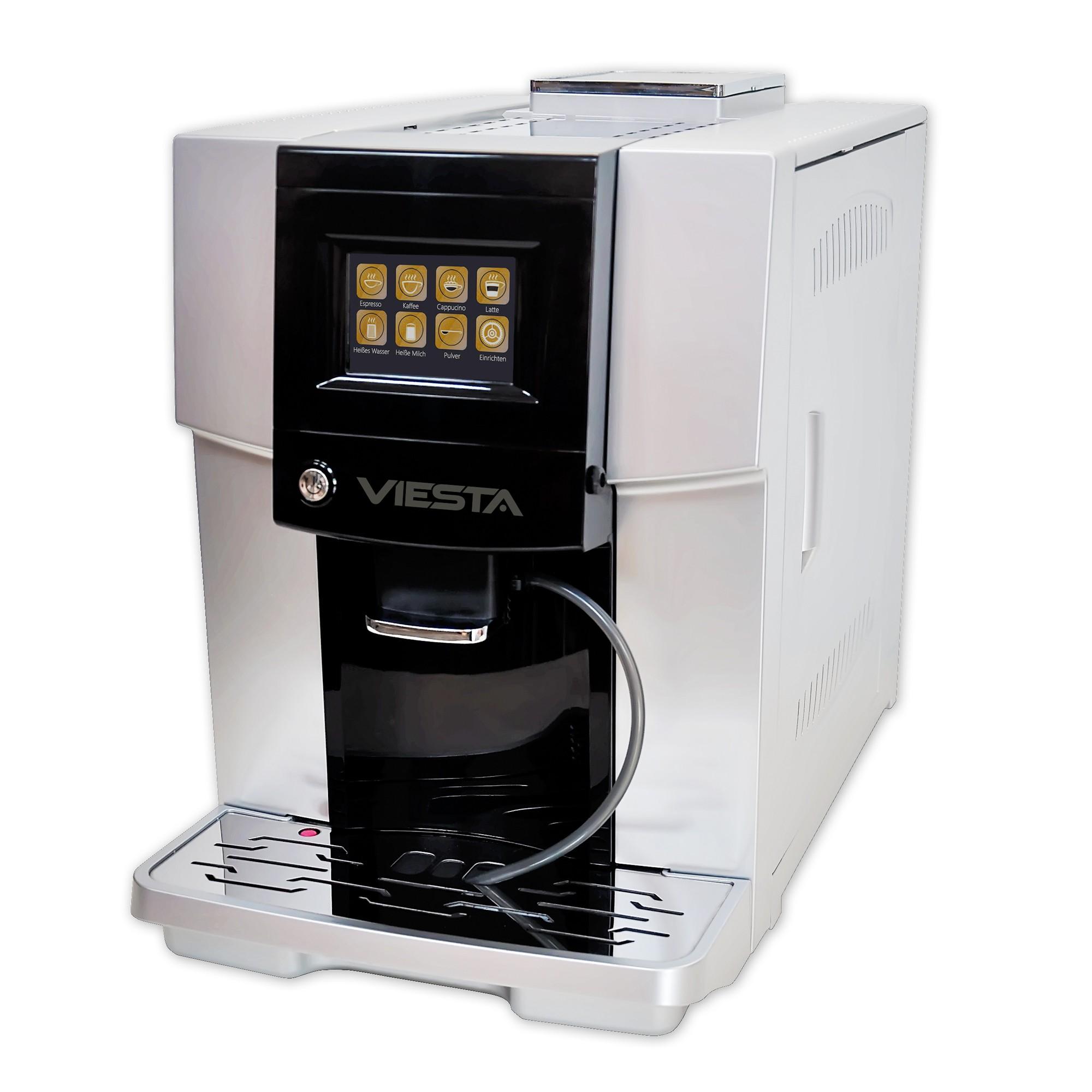 viesta one touch 500 kaffeevollautomat kaffeemaschine mit. Black Bedroom Furniture Sets. Home Design Ideas