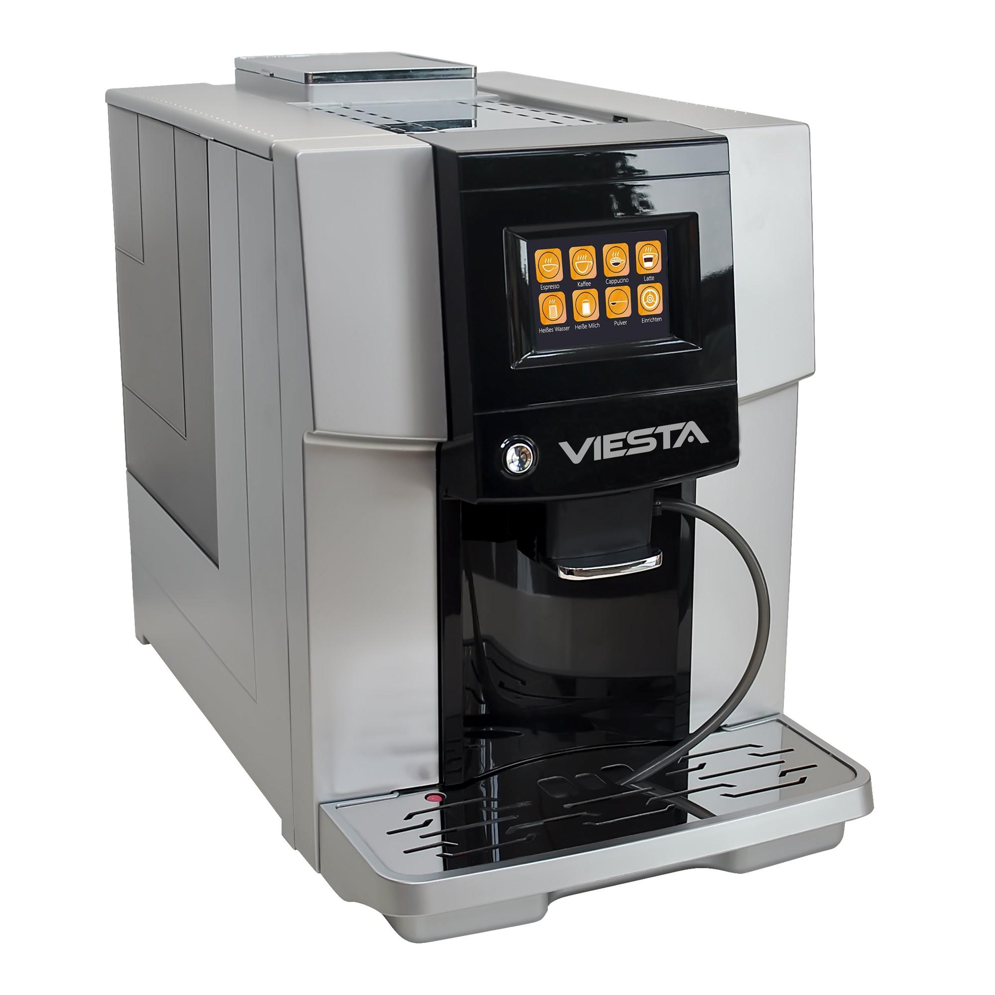 e Touch 500 Kaffeevollautomat Kaffeeautomat 2 0 Liter 19 bar