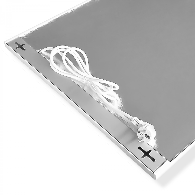 700w panneau de chauffage ultra mince infrarouge radiant - Radiateur electrique ultra fin ...