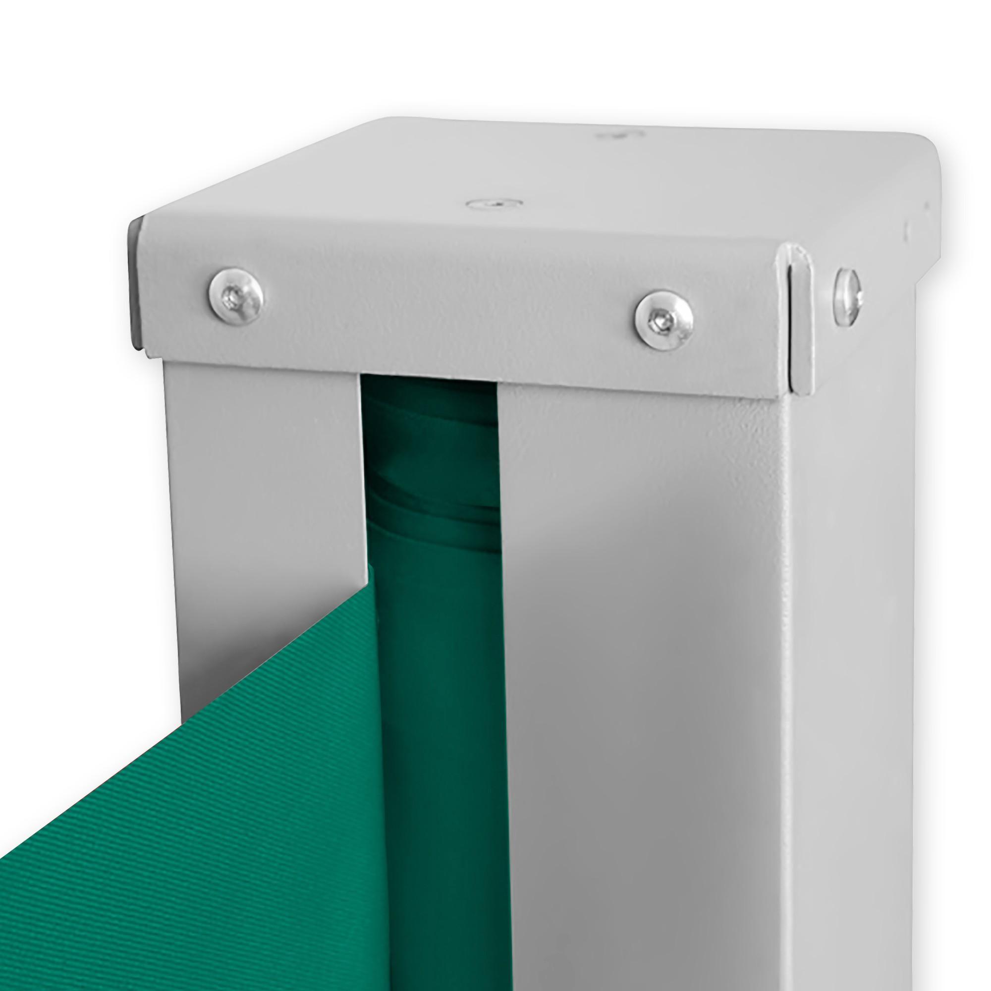 Nemaxx SCA180 Seitenmarkise 180x300 cm idealer Windschutz