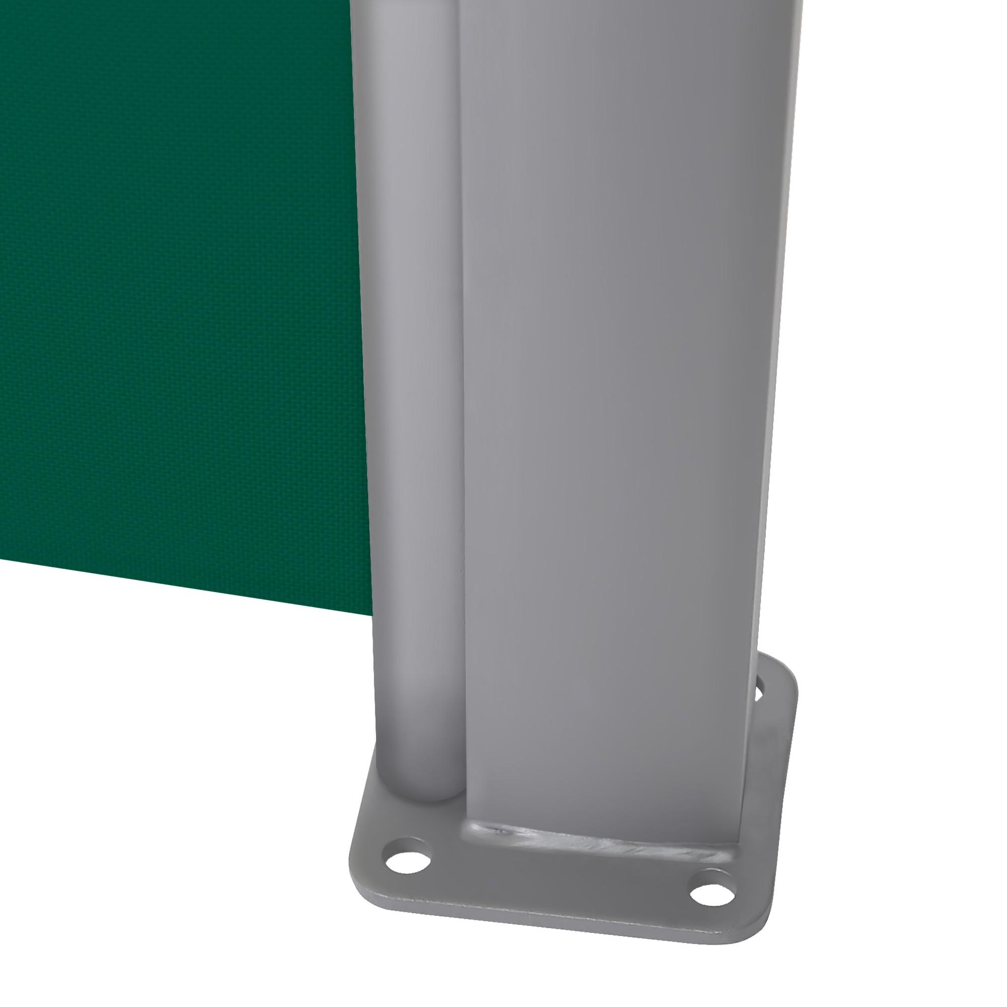 Nemaxx SCA200 Seitenmarkise 200x300 cm idealer Windschutz