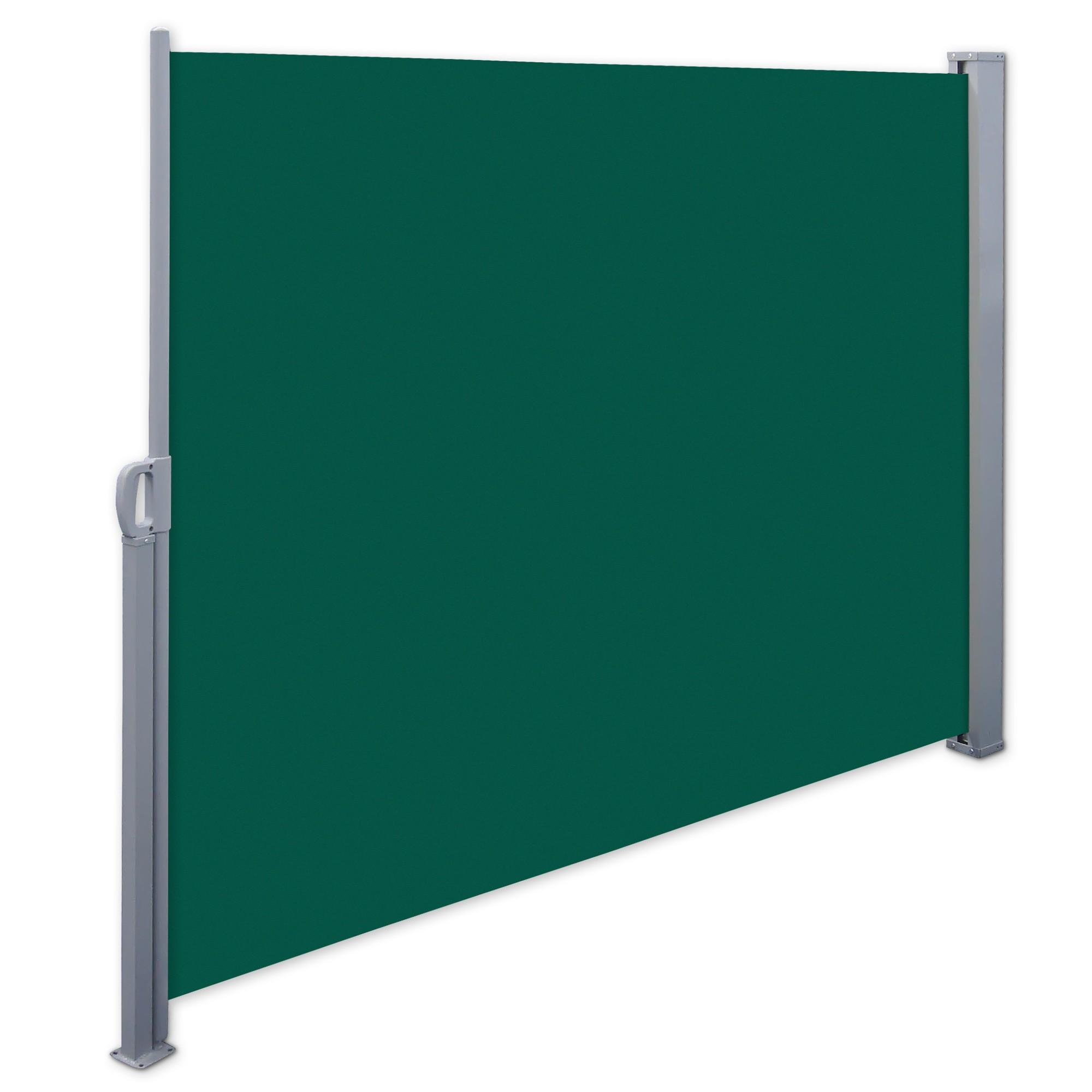 Nemaxx Seitenmarkise 200x300 cm Markise Sichtschutz Sonnenschutz