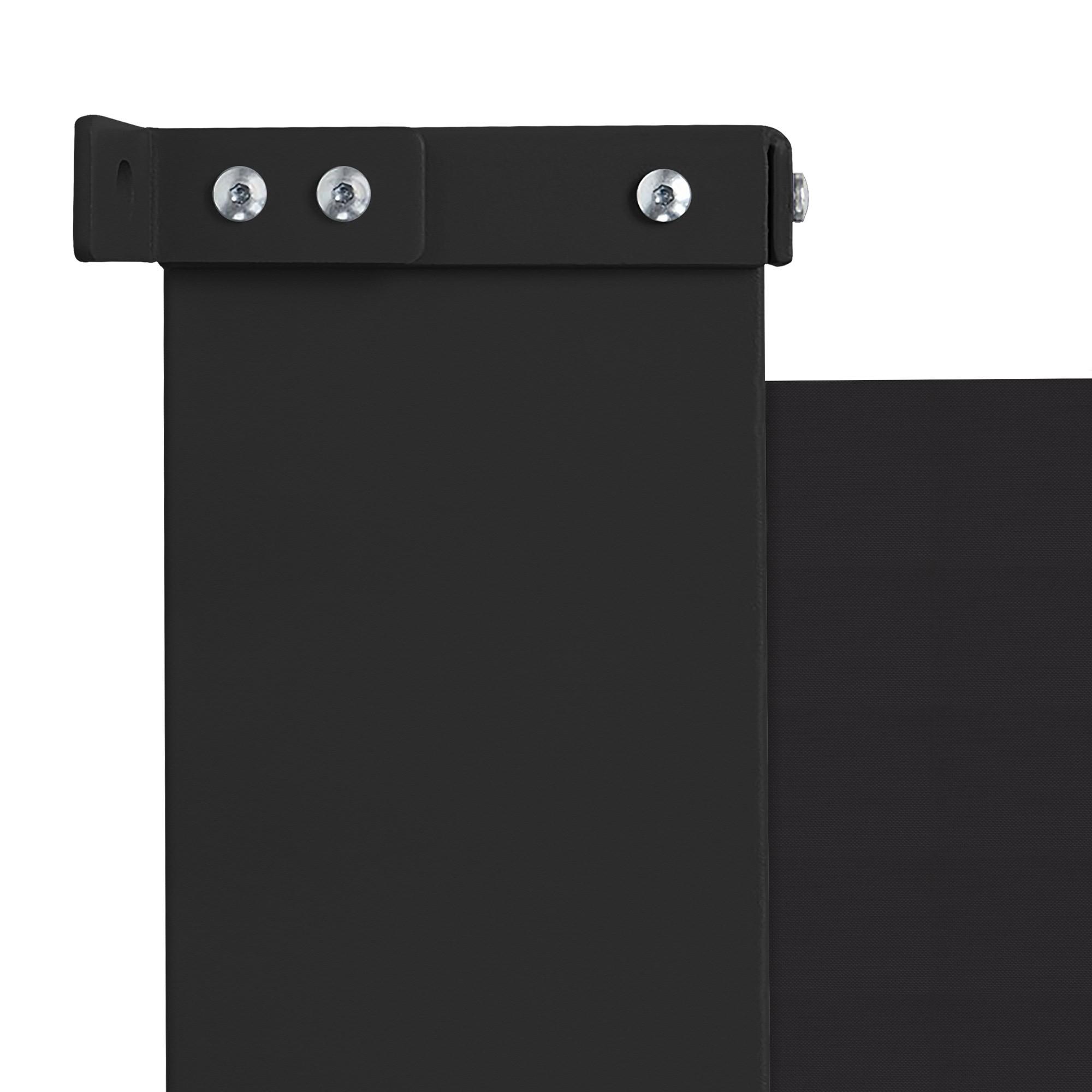 Nemaxx SCA160 Seitenmarkise 160x300 cm idealer Windschutz