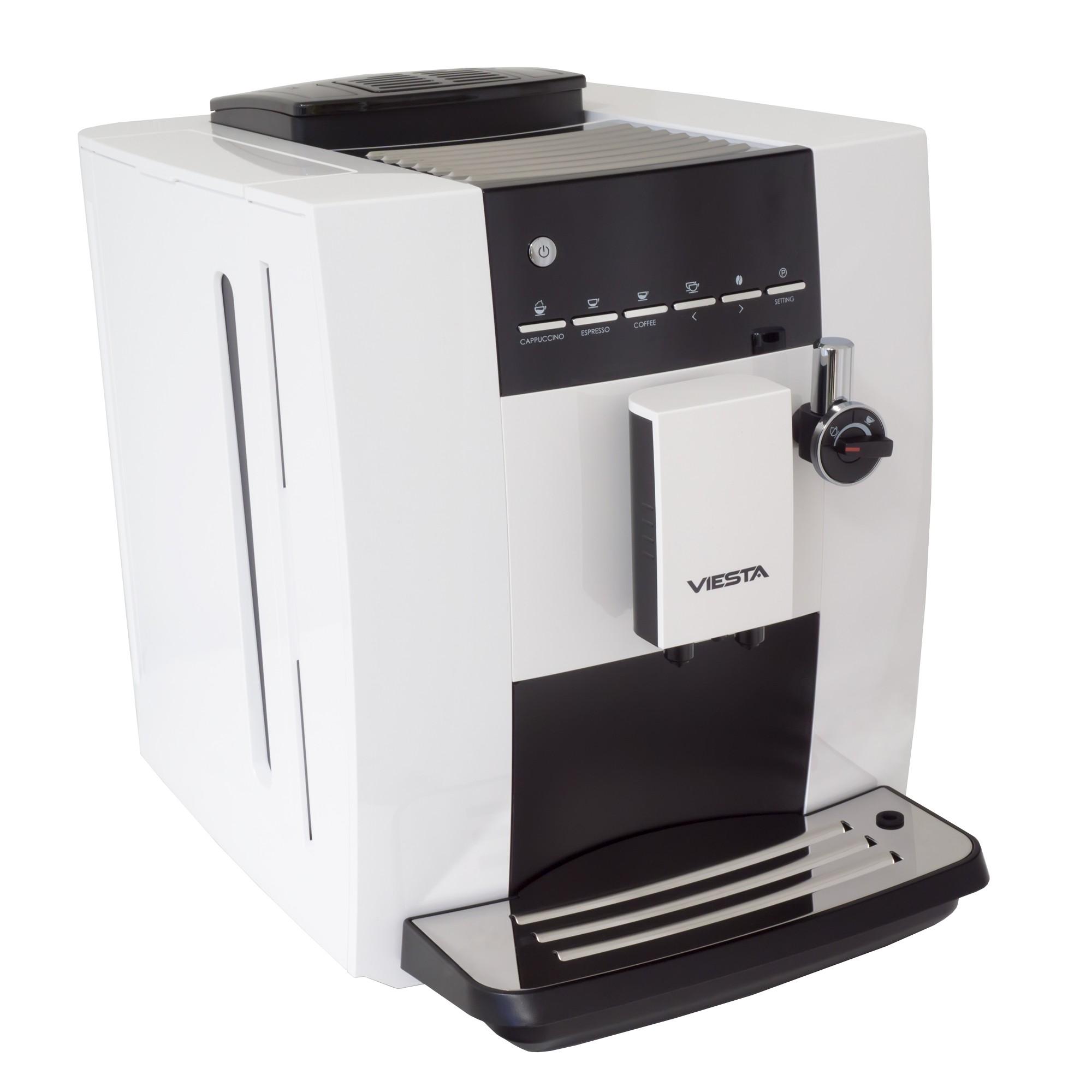 Coffee Maker Coffee Powder : Viesta CB350 PLUS Fully automatic coffee machine - for coffee beans or powder eBay