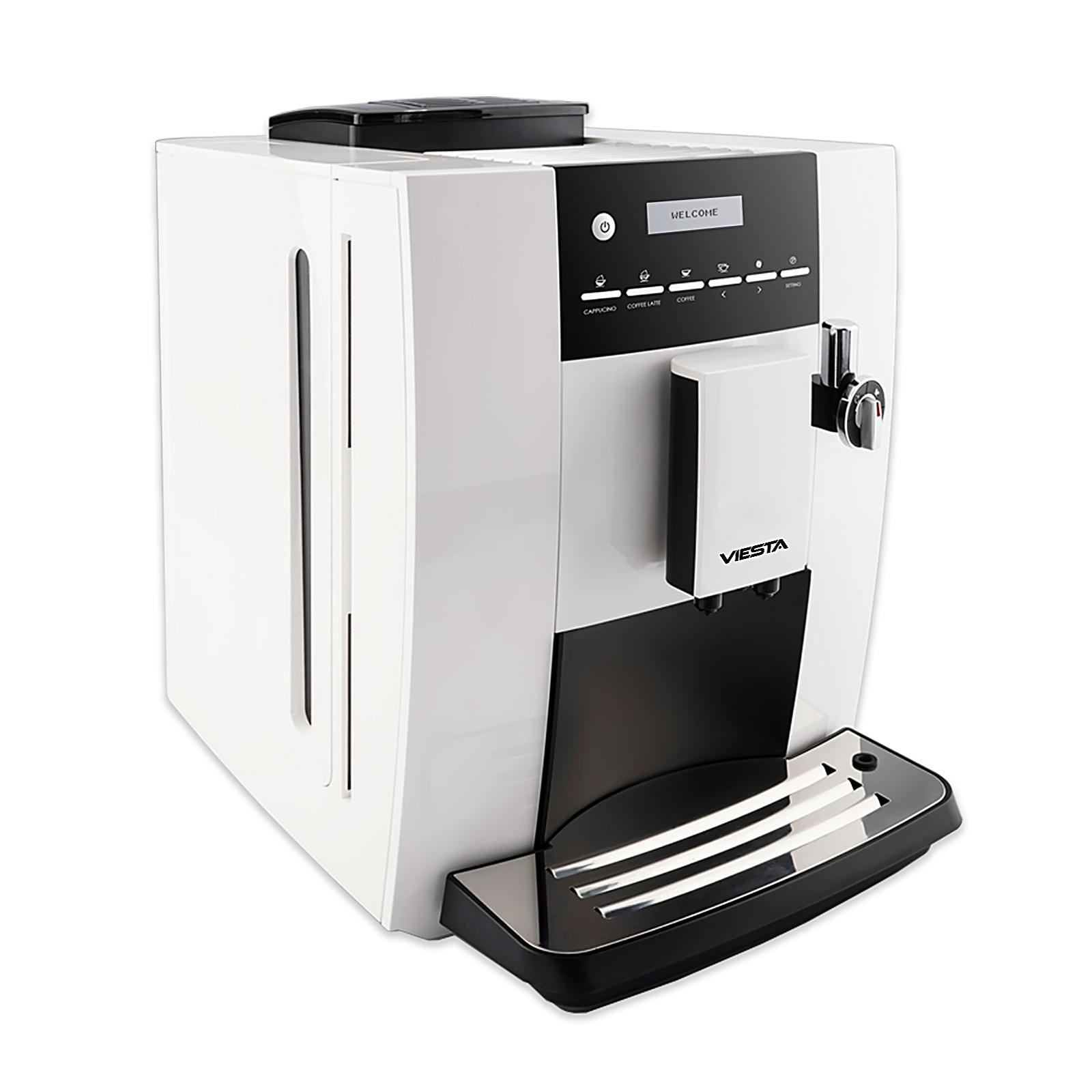 Viesta cb350 plus fully automatic coffee machine for for Kaffeevollautomat 200